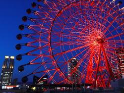 大阪(梅田)の観覧車
